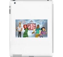 Gen Zed Dancers iPad Case/Skin