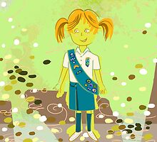 Girl Scout Cookies by Carol Wyatt