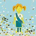 Girl Scout  by Carol Wyatt