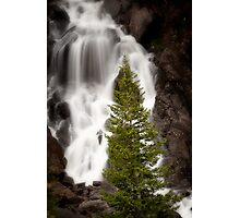 Fish Creek Falls Photographic Print