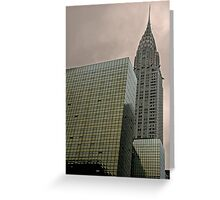 The Empire State Building-New York. Greeting Card