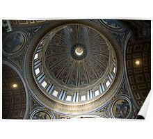 Untitled- Church Ceiling Poster