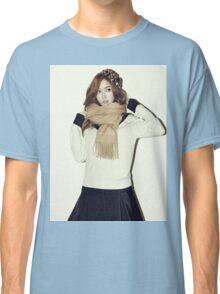 GIRLS' GENERATION - Jessica Jung - Blanc & Eclare - Full Color Classic T-Shirt
