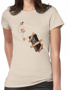 Snitch Womens Fitted T-Shirt