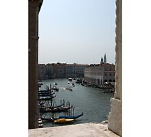 Untitled- Venice Framed Photographic Print