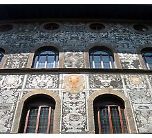 Untitled- Architectural Detail Photographic Print
