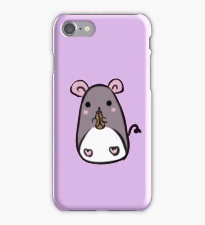 Cute Mouse iPhone Case/Skin