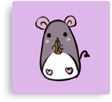 Cute Mouse Canvas Print