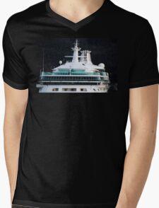 Marine Architecture - Upper Decks Mens V-Neck T-Shirt
