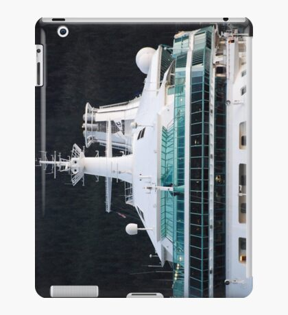 Marine Architecture - Upper Decks iPad Case/Skin