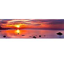 Mornington Peninsula - Sunset Photographic Print