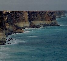 Great Australian Bight by Liz Worth