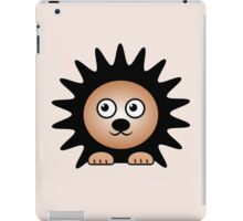 Little Cute Hedgehog iPad Case/Skin