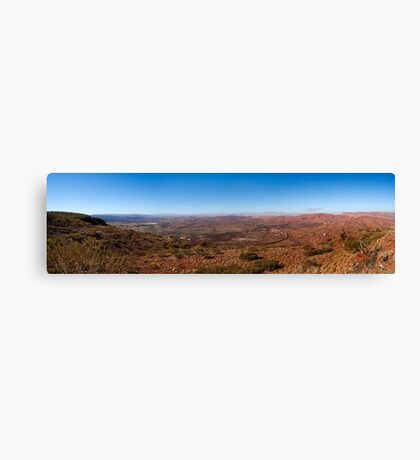 Mt Nameless, Tom Price Canvas Print