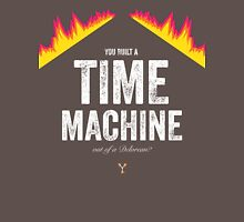 Cinema Obscura Series - Back to the future - Time Machine T-Shirt