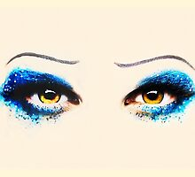 Hedwig's eyes by xxxxvava