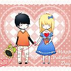 Happy Valentine's Day by Tsuyoshi