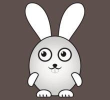 Little Cute Bunny Baby Tee