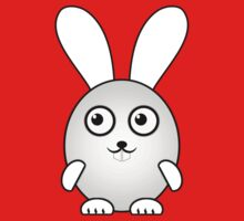 Little Cute Bunny One Piece - Short Sleeve