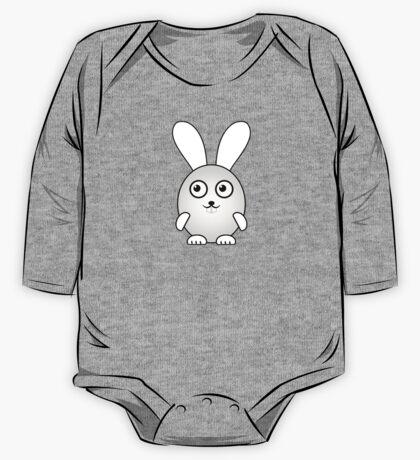 Little Cute Bunny One Piece - Long Sleeve