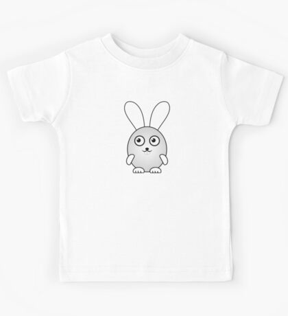 Little Cute Bunny Kids Tee
