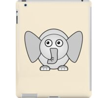Little Cute Elephant iPad Case/Skin