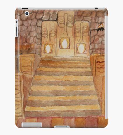 Ocarina of Time: Fire Temple iPad Case/Skin