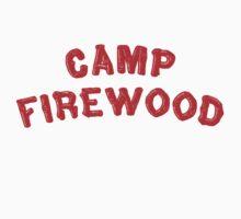 Wet Hot American Summer Camp Firewood T-Shirt