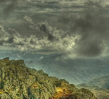 Esk Pike..Views Of The Duddon by Jamie  Green