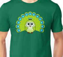 Little Cute Peacock Unisex T-Shirt