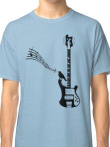 guitarist, bassist, bass guitar, Classic T-Shirt