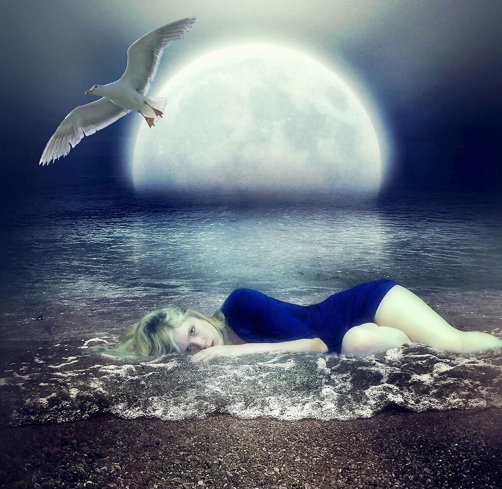 Echoes.... by Carol Knudsen