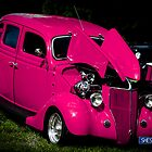 """""""Pretty in Pink"""" - Hot Rod by Sophie Lapsley"""