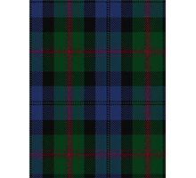 00381 Baird Clan/Family Tartan  Photographic Print