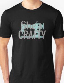 She's Crafty Beastie Boys Vintage Design Unisex T-Shirt