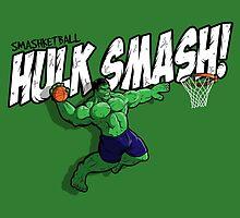 Smashketball by NemiMakeit