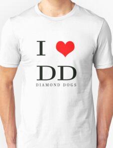 I Love DD T-Shirt
