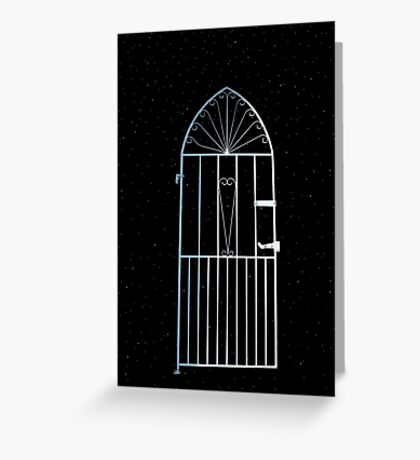 stargate Greeting Card