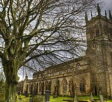 St Andrew's Church,Aysgarth by VoluntaryRanger