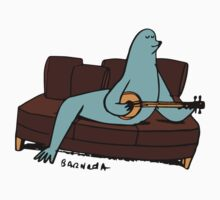 Seal it with a Banjo Song. by David Barneda
