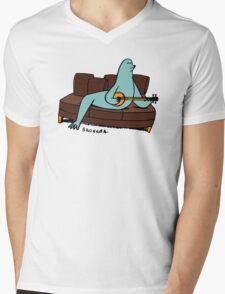 Seal it with a Banjo Song. Mens V-Neck T-Shirt