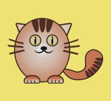 Little Cute Kitty Baby Tee