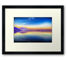 Sunrise for Stephanie Framed Print