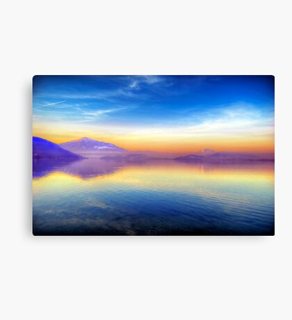 Sunrise for Stephanie Canvas Print