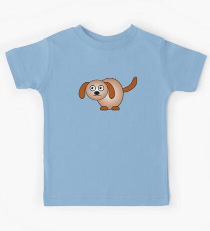 Little Cute Doggy Kids Tee