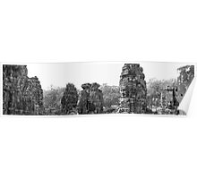The Temples of Angkor Poster