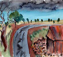 Western NSW by Adrian Symes