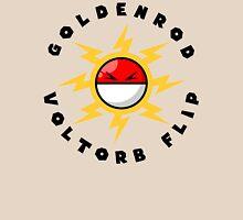 Goldenrod Voltorb Flip (in Black) Unisex T-Shirt
