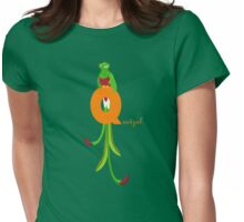 q for quetzal Womens Fitted T-Shirt