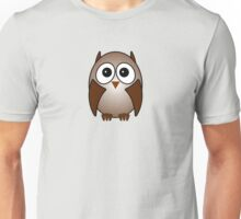 Little Cute Owl Unisex T-Shirt